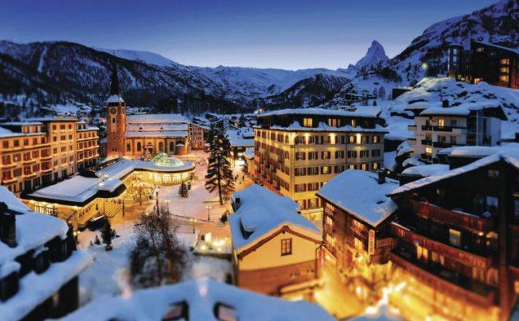 Hotel Monte Rosa in Zermatt , Switzerland image 1