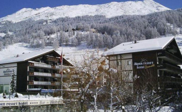 Hotel Alpen Resort in Zermatt , Switzerland image 1