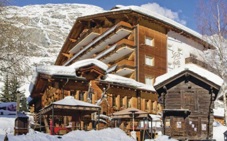 Sunstar Hotel Zermatt in Zermatt , Switzerland image 1