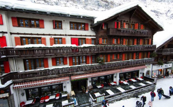 Hotel Derby in Zermatt , Switzerland image 1