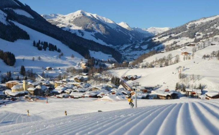 Saalbach in mig images , Austria image 5