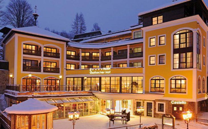 Hotel Saalbacherhof, Saalbach, External 2