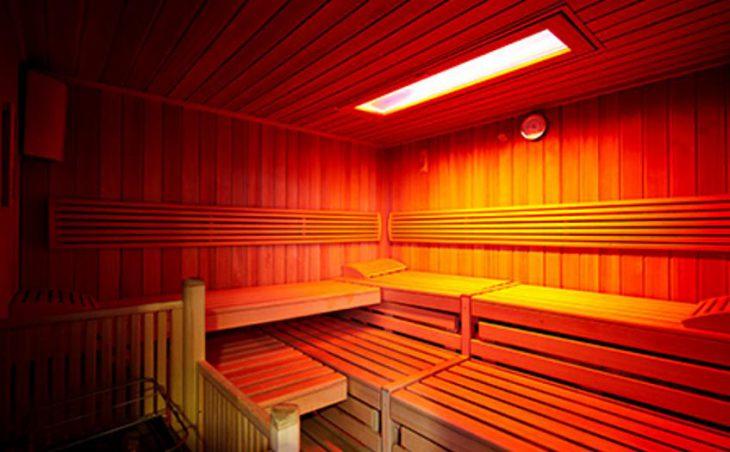 Hotel Saalbacherhof, Saalbach, Sauna