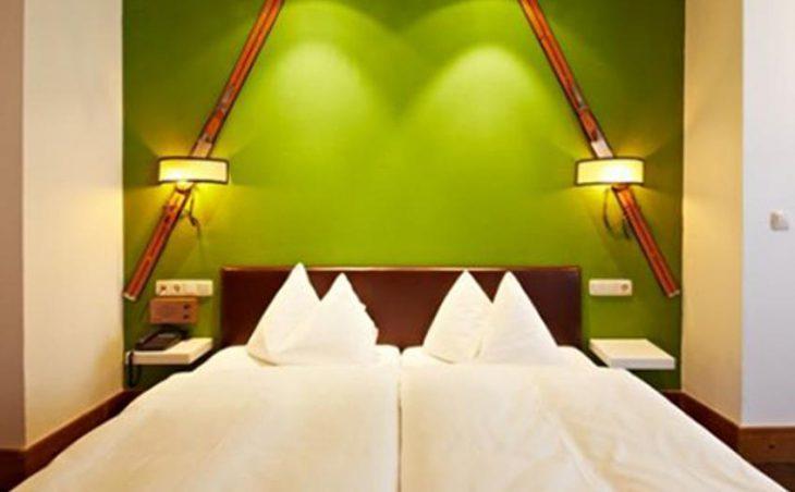 Hotel Saalbacherhof, Saalbach, Double Bedroom 2