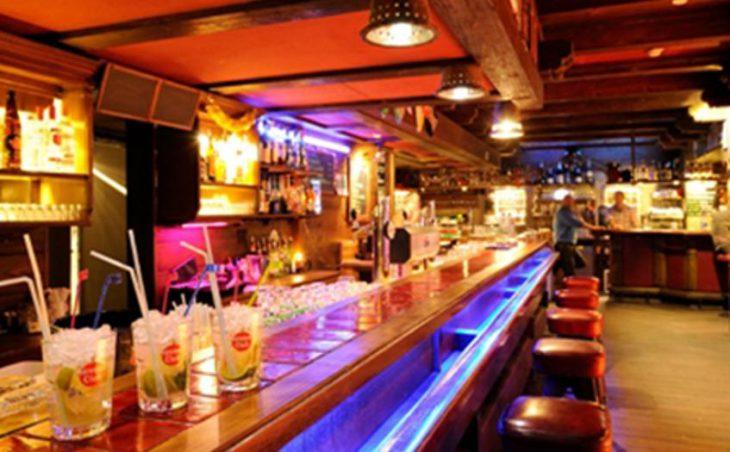 Hotel Saalbacherhof, Saalbach, Bar