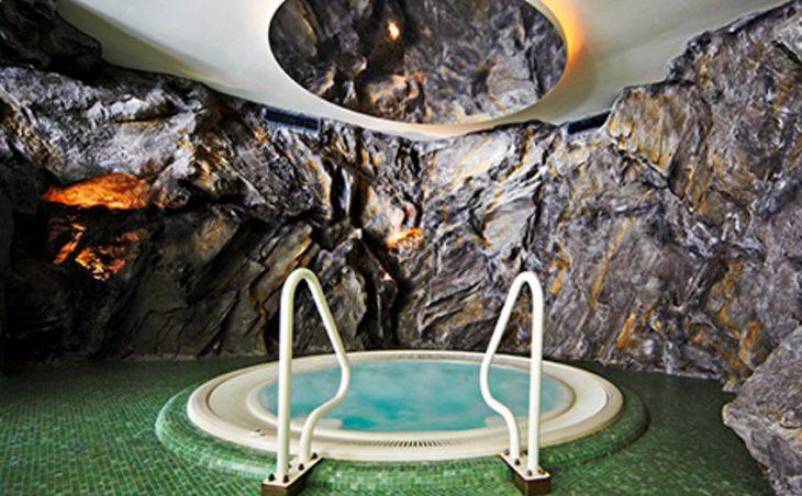 Hotel Saalbacherhof, Saalbach, Hot-tub