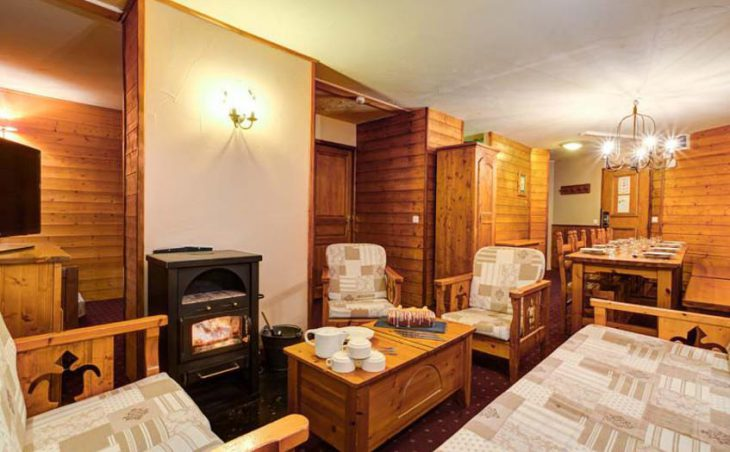 Chalet Sagittaire in Val Thorens , France image 11