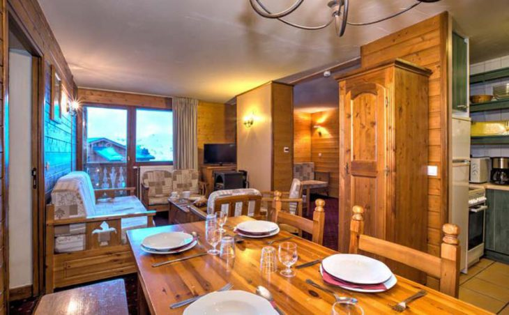 Chalet Sagittaire in Val Thorens , France image 14