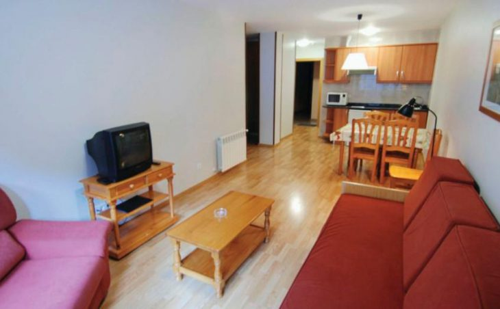 Sant Roma Apartments, Arinsal, Lounge