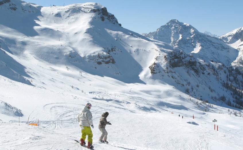 Ski Holidays Sauze d'Oulx
