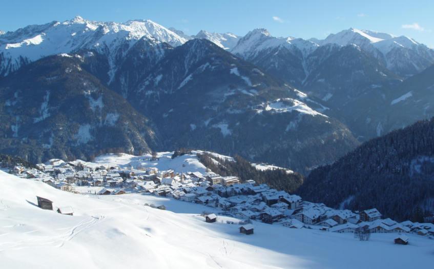 Ski Holidays Serfaus