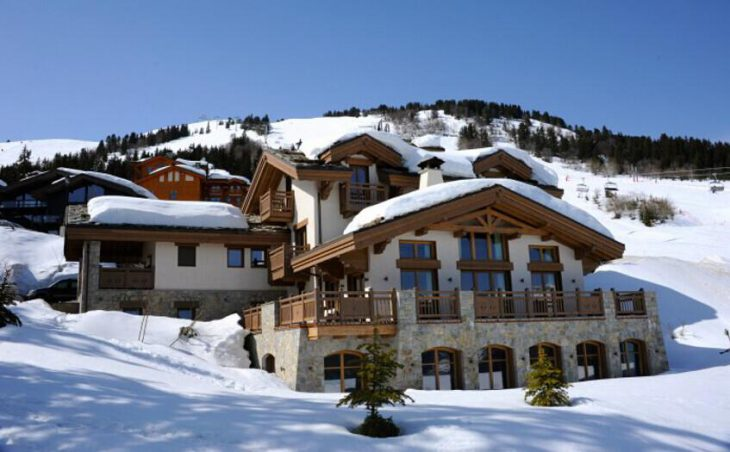 Shemshak Lodge in Courchevel , France image 1