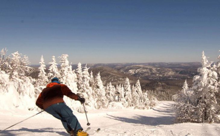 Tremblant in mig images , Canada image 3