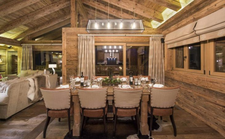 Chalet Sherwood in Verbier , Switzerland image 11