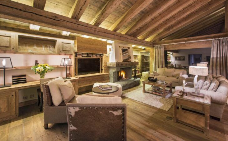 Chalet Sherwood in Verbier , Switzerland image 4