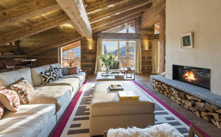 Chalet Place Blanche in Verbier , Switzerland image 2
