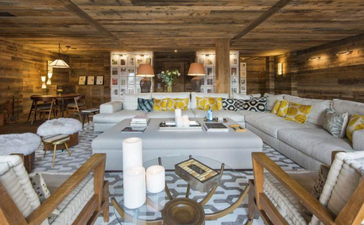 Chalet Place Blanche in Verbier , Switzerland image 5