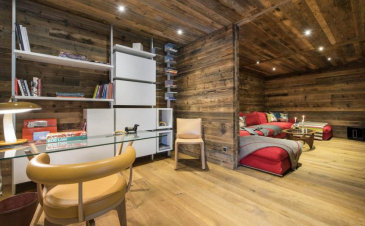 Chalet Place Blanche in Verbier , Switzerland image 7
