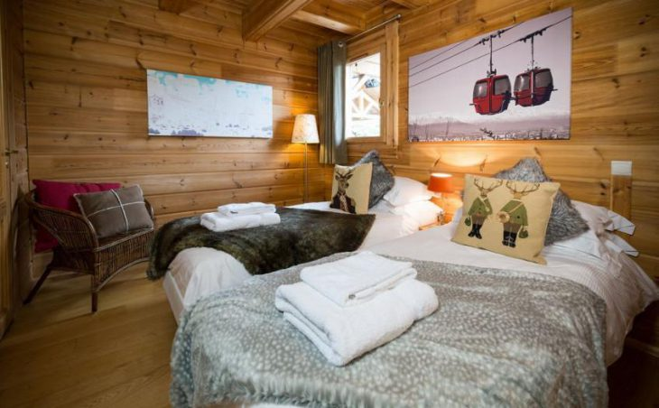 Chalet Sophie in La Tania , France image 7