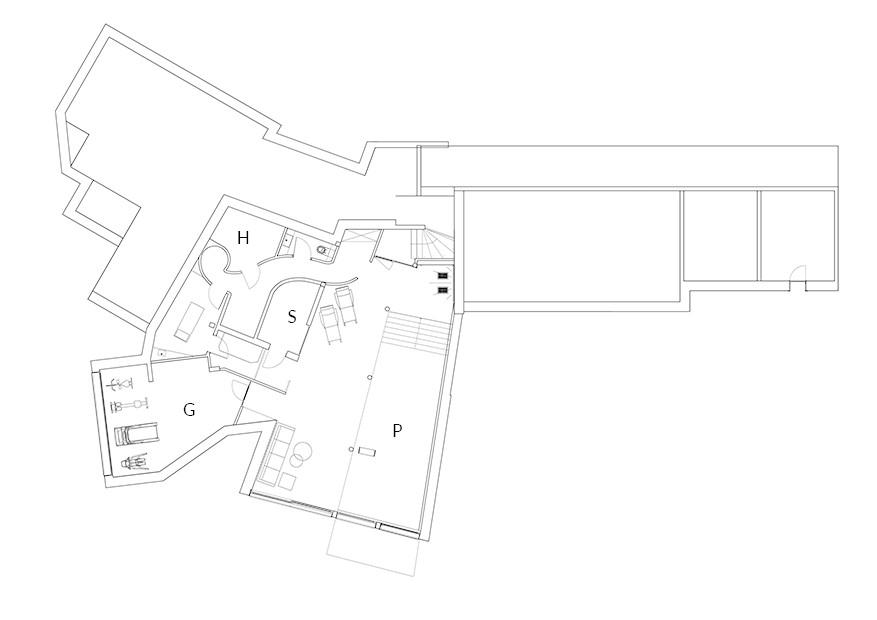 Chalet Tataali Morzine Floor Plan 3