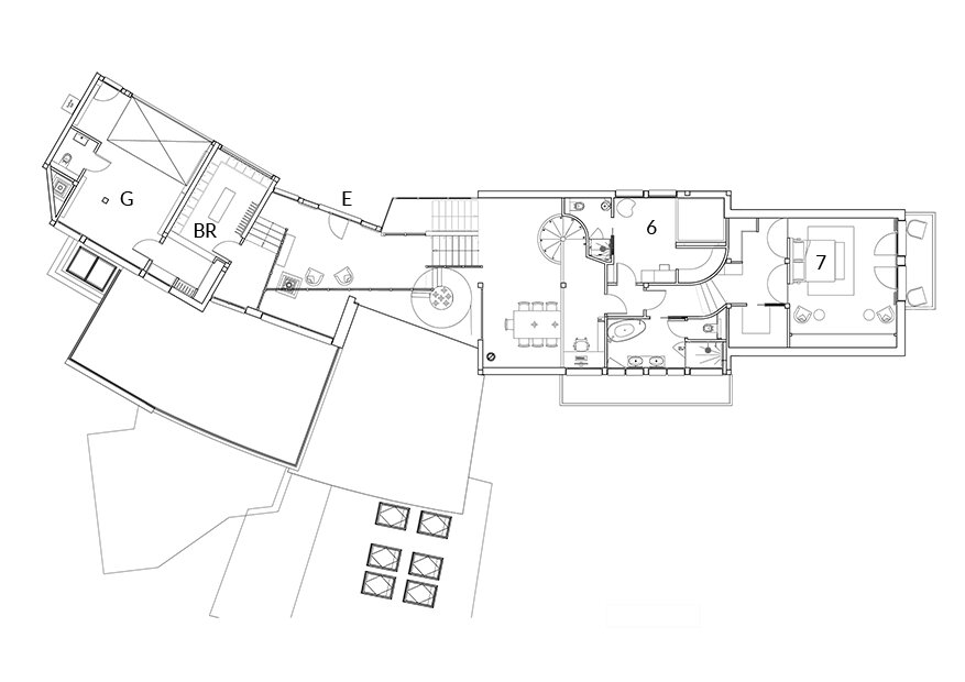 Chalet Tataali Morzine Floor Plan 4