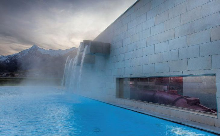 Tauern Spa, Kaprun, Pool
