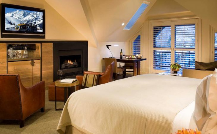 The Little Nell, Aspen, Double Bedroom