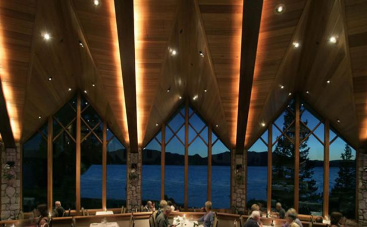 The Lodge at Edgewood Tahoe, Heavenly,