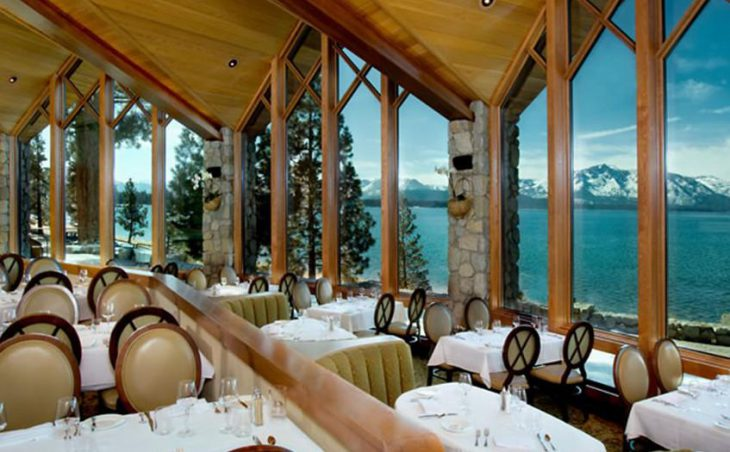 The Lodge at Edgewood Tahoe, Heavenly, Dining Room 2