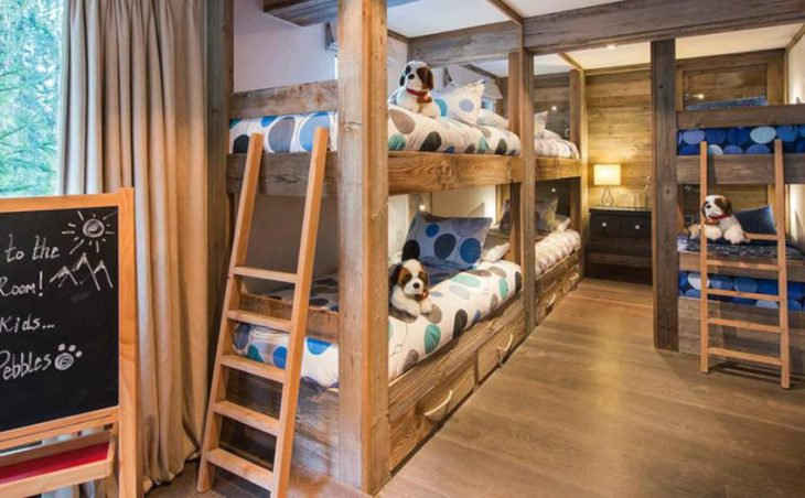 The Lodge, Verbier, Bunk room