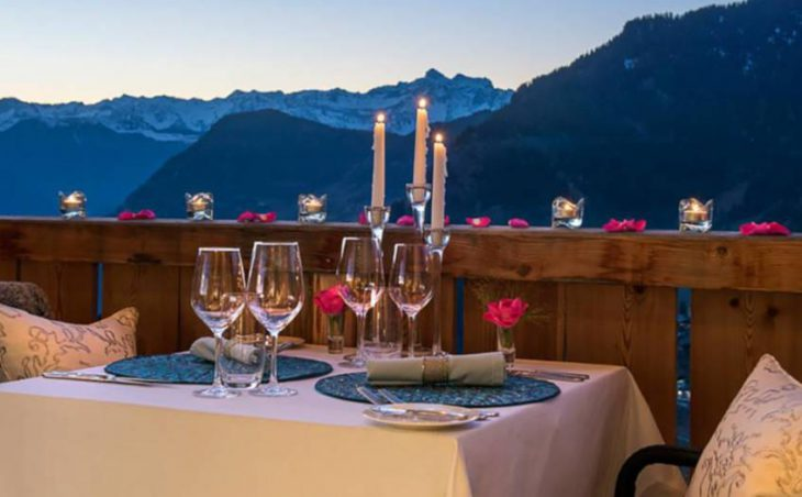 The Lodge, Verbier, View