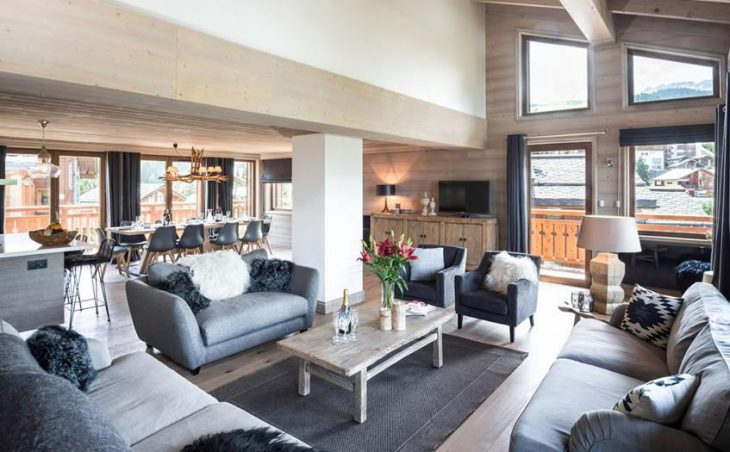 The Loft, Courchevel, Lounge 2