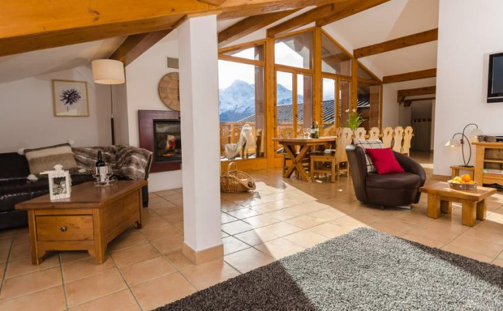 The Penthouse in La Rosiere , France image 15