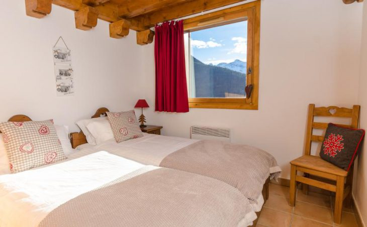 The Penthouse in La Rosiere , France image 2