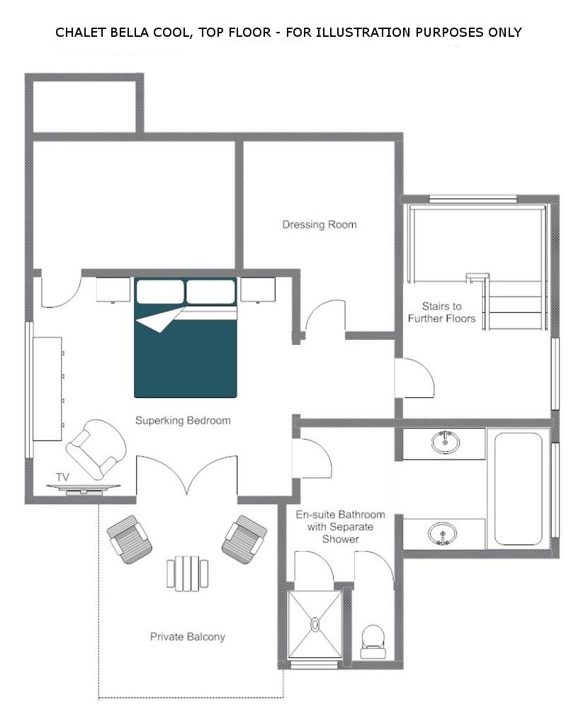 Bella Coola Estate Verbier Floor Plan 1
