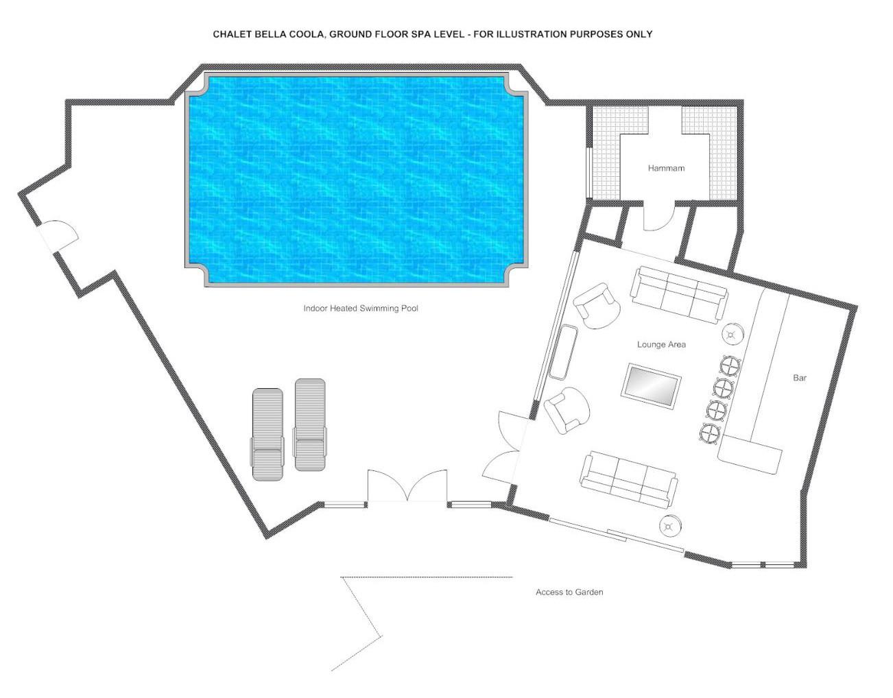 Bella Coola Estate Verbier Floor Plan 4