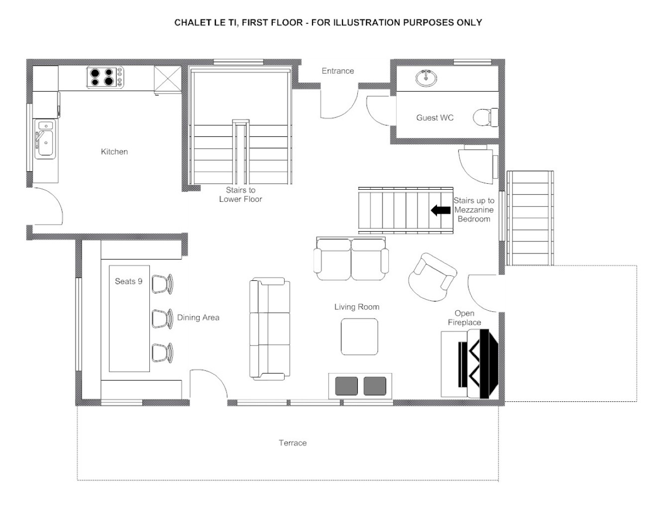 Bella Coola Estate Verbier Floor Plan 6