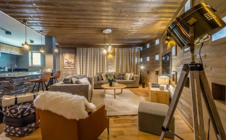 Apartment Tournesol in Val dIsere , France image 13