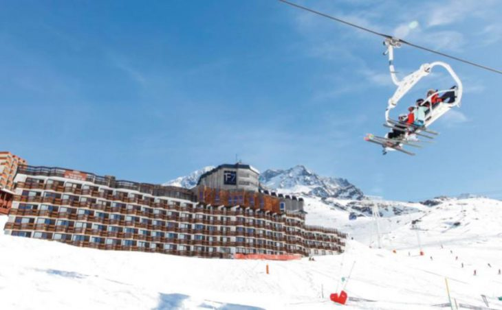 Tourotel Apartments in Val Thorens , France image 1