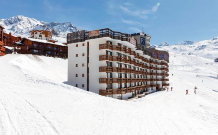 Tourotel Apartments in Val Thorens , France image 15