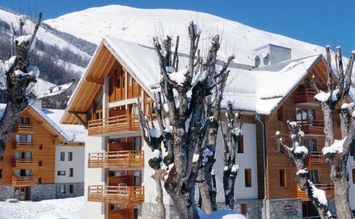 Les Chalets du Galibier Apartments in Valloire , France image 6