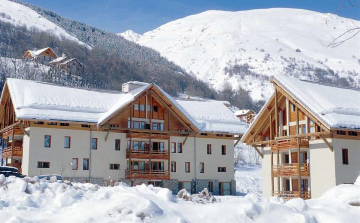 Les Chalets du Galibier Apartments in Valloire , France image 7