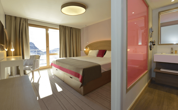 Club Med Val Thorens Sensations, Bedroom 5