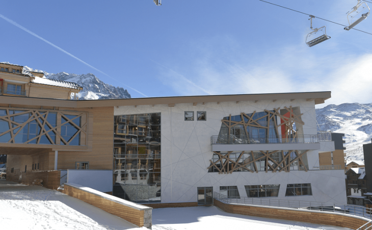 Club Med Val Thorens Sensations, External 2