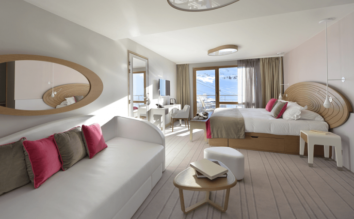 Club Med Val Thorens Sensations, Bedroom 3