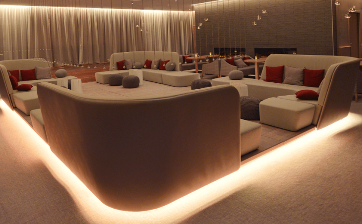 Club Med Val Thorens Sensations, Lounge Area