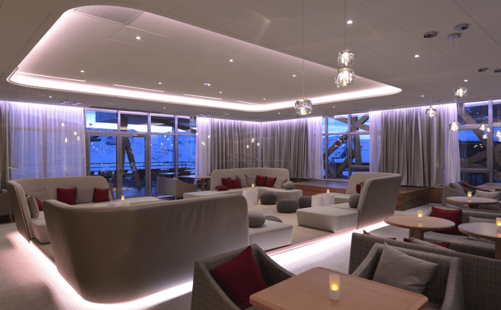 Club Med Val Thorens Sensations, Lounge Area 2
