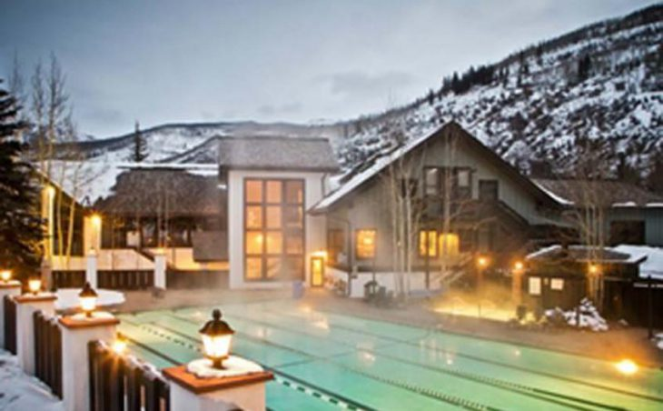 Vail Racquet Club mountain resort in Vail , United States image 5