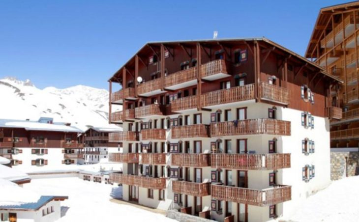 Val Claret Apartments, Tignes, External