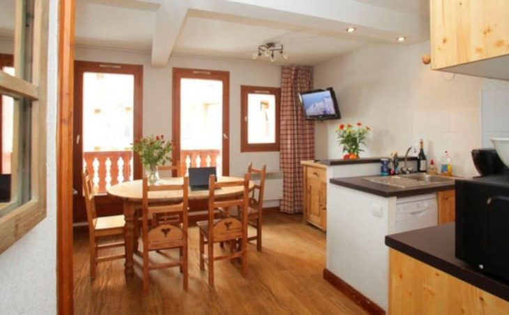 Val Claret Apartments, Tignes, Apartment